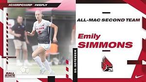 EMILY SIMMONS IS BLIZZARD ALUMNI