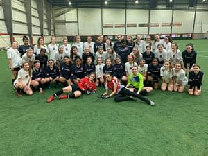 Toronto Blizzard Weekend of competition with Michigan ODP in Michigan – January 12th , 2020